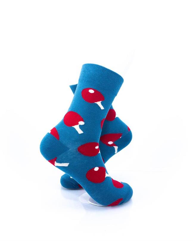 CoolDeSocks Sport - Table Tennis Socks right view image