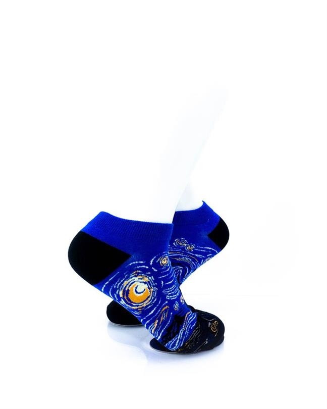CoolDeSocks Starry Night (A) Socks right view image