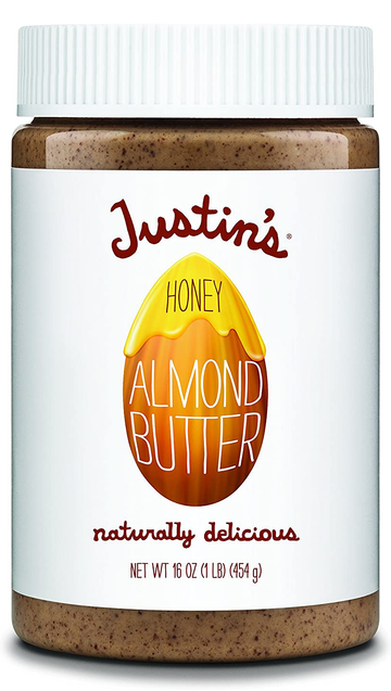 ALMOND BUTTER HONEY 16 OZ