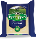 KERRYGOLD CHEDDAR CHEESE WHITE MILD RETAIL PACK 12/200G