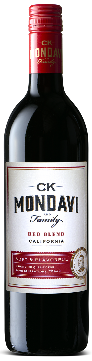 CK MONDAVI RED BLEND 750ML