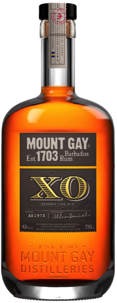 MOUNT GAY EXTRA OLD XO RUM 700ML