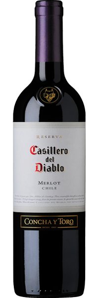 CASILLERO MERLOT 750ML