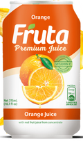 FRUTA ORANGE JUICE 24/315ML