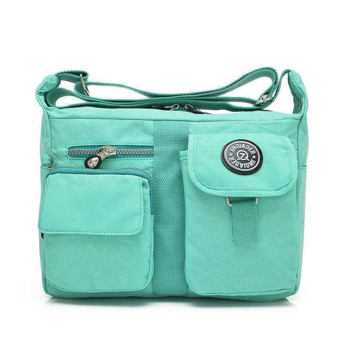 Women Zipper Crossbody Bag Shoulder Bags