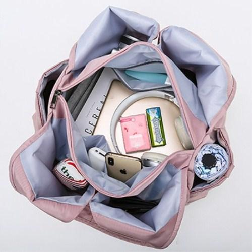 Women's Large Capacity Multi-pocket Travel Bag