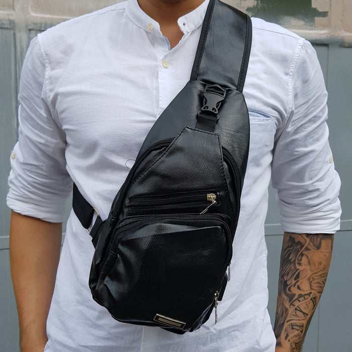 Leather Sling Bag Promo Buy 1 Take 2 This Month Only