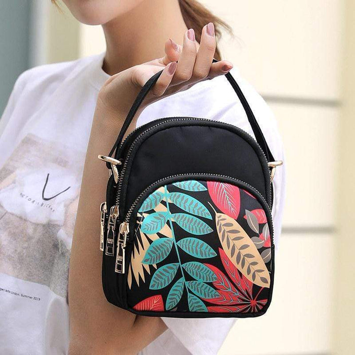 Women Fashion  Printed Crossbody Bags