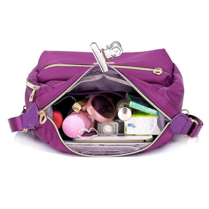 Women Simple Multi-purpose Crossbody Bag