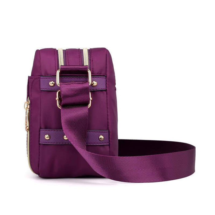 Multi-purpose Lightweight Crossbody Bag