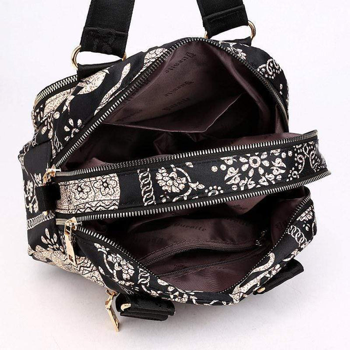 Women  Printed Lightweight  Crossbody Bag