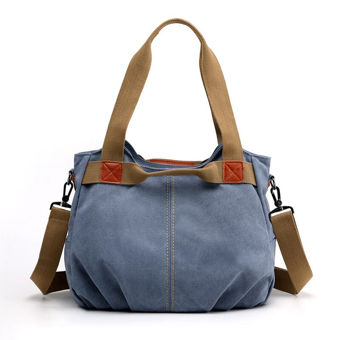 Fashion 14 Colors New Women Handbag Leisure  Shopping Bag