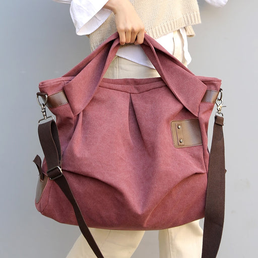 High Quality Casual Women Tote Messenger Shoulder Bag