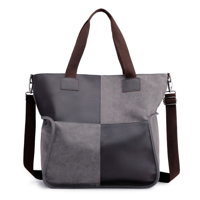Casual Canvas Fashion Women's Handbags