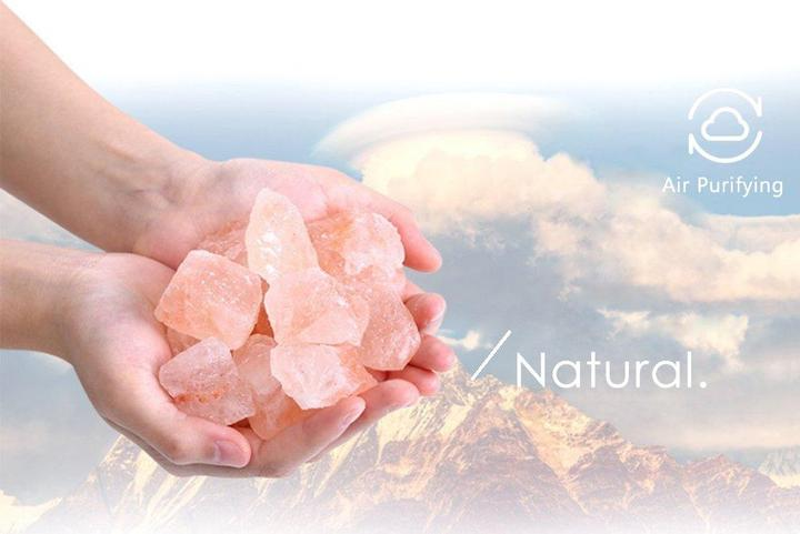 Multi-Color Natural Himalayan Salt