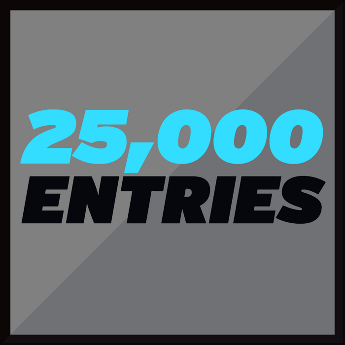 Ventures Auto Club® 25000 Entries