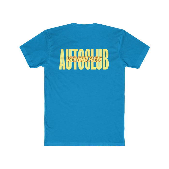 Ventures Auto Club® Blue Retro Shirt