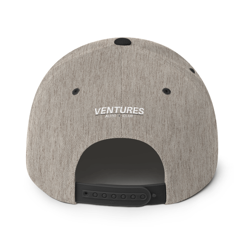 Ventures Auto Club® Gray GTR Hat