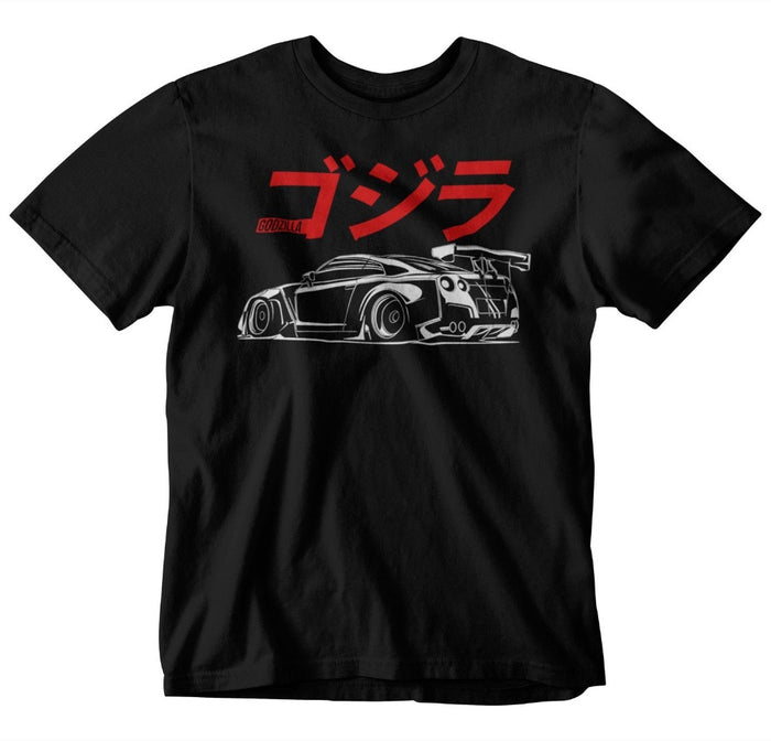 Ventures Auto Club® GTR Sideshot Shirt
