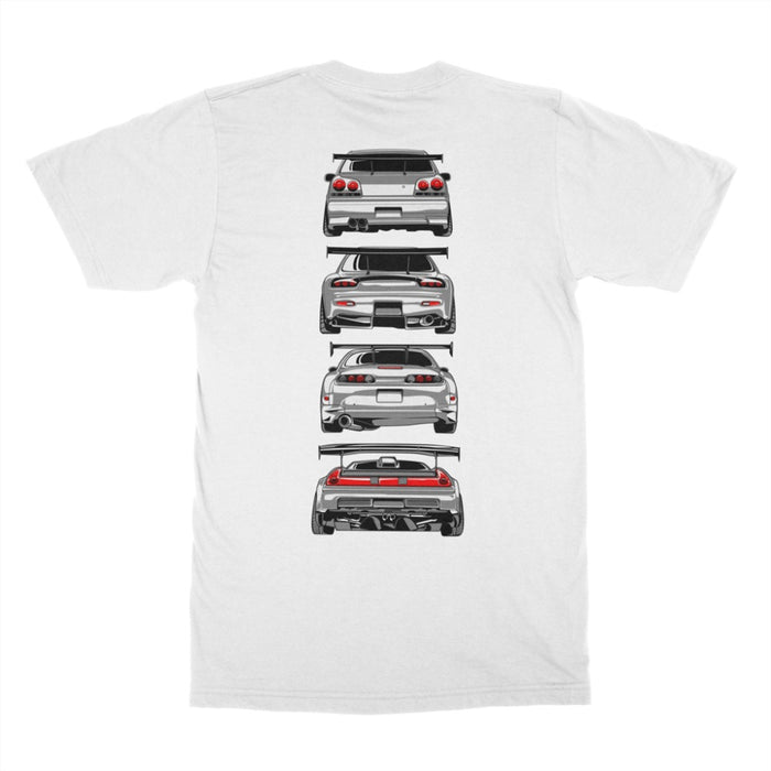 Ventures Auto Club® JDM Legends Shirt