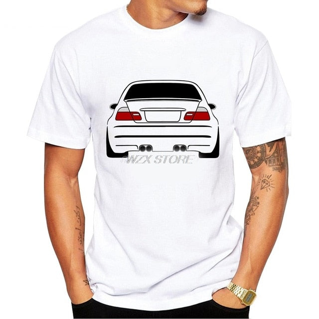 Ventures Auto Club® BMW Rear Shirt