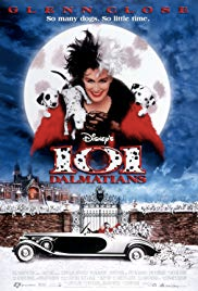 101 dalmations best family movies