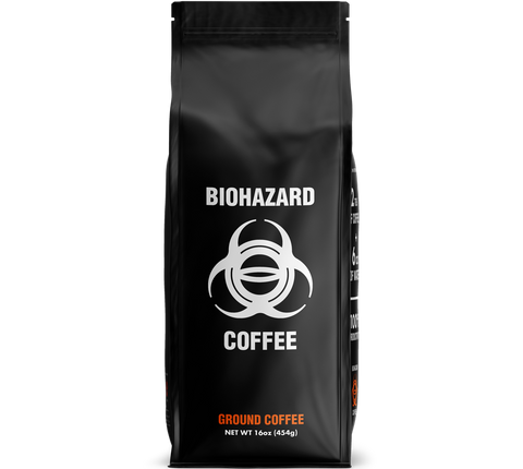 Care Package Ideas for College Students biohazard coffee
