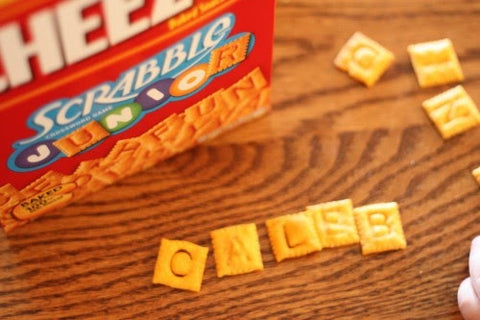best snacks for kids cheezit letter alphabet crackers
