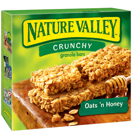 best snacks for kids nature valley bars