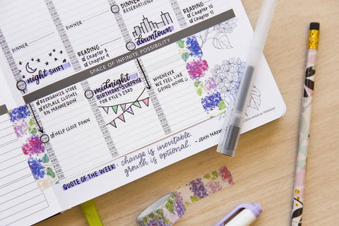 Care Package Ideas for College Students passion planner