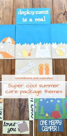 Care Package Ideas for College Students seasonal care package