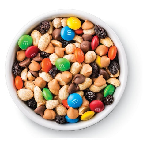 best healthy snack ideas trail mix