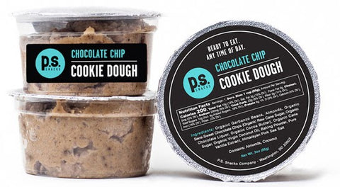 Women's Equality Day Women-Owned Business p.s snacks cookie dough