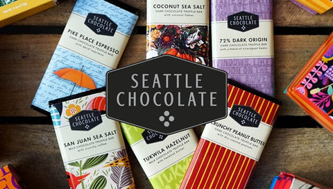 Women's Equality Day Women-Owned Business seattle chocolates