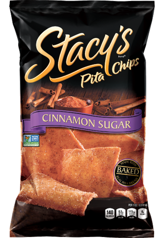 women's Equality Day Women-Owned Business stacys pita chips cinnamon