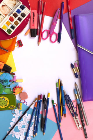 The Best Gift Ideas for Kids arts and craft supplies