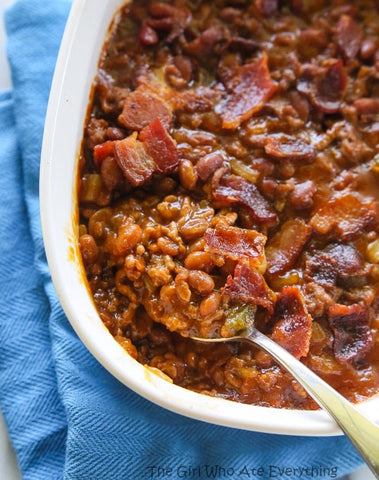 fourth of july recipes baked beans