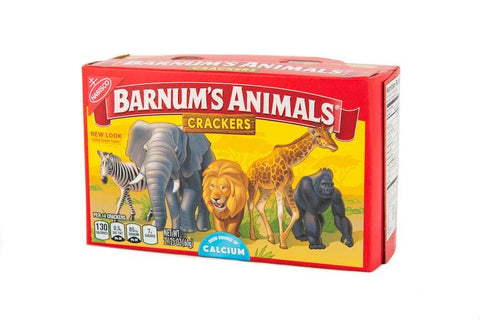 barnums animal crackers best snacks