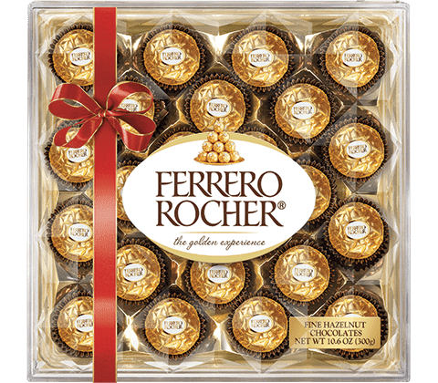 ferrero rocher best snacks