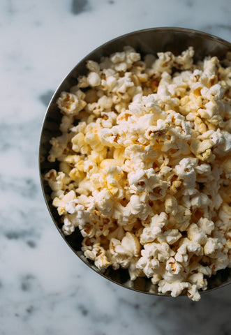 best snacks for kids popcorn