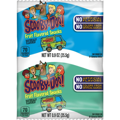 best snacks for kids scoobydoo snacks