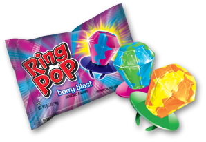 ring pop best snacks