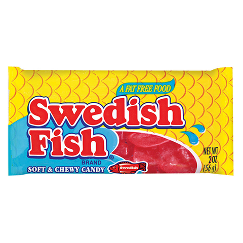 best snacks swedish fish