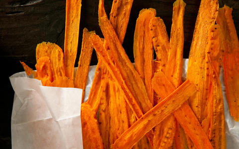 best chip recipes carrot chips