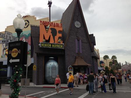 despicable me best family movies disney world