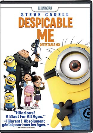 despicable me best family movies