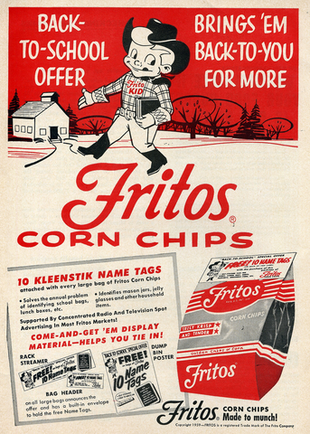 best snacks fritos corn chips