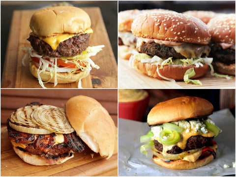 fourth of july recipes hamburgers