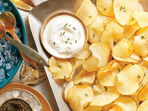 best chip recipes healthy potato chips