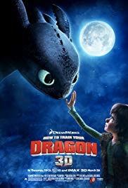How to Train Your Dragon best family movies